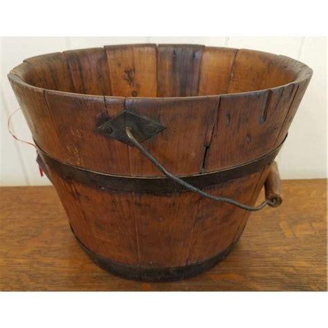 Wholesale Wooden Buckets