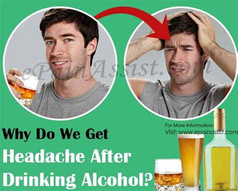 Why I Get Headache After Drinking Alcohol And Are Headaches A Part Of Ptsd