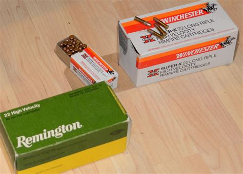 Why Is It Hard To Find 22 Long Rifle Ammo And Winchester Super X 22 Magnum Ammo For Sale