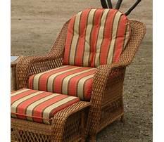 Best Wicker bench cushions