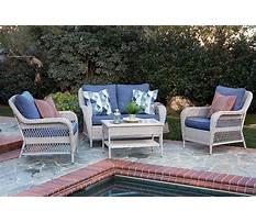 Best Wicker porch furniture
