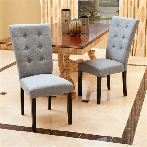Wicking Dining Chair Gray