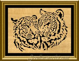 Wild Cat Scroll Saw Patterns