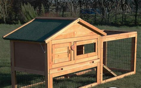 Wild Rabbit Hutch Plans
