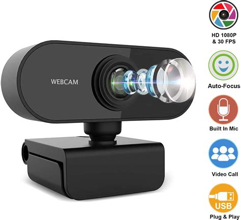 Winait Profeesional Full HD1080P Telephone/Video Conference Video Camera