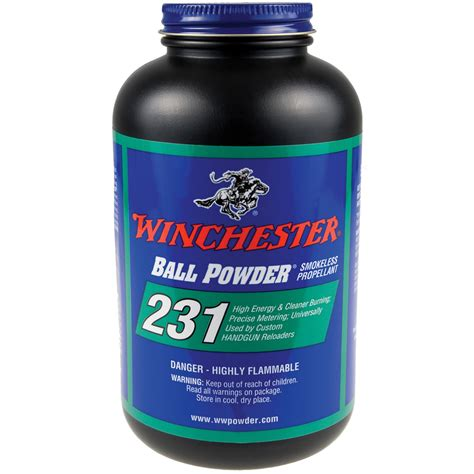 Winchester Smokeless Propellants - Legendary Powders.