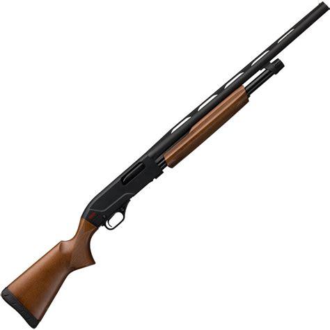 Winchester 12 Gauge Shotgun Pump Action 8 Round Capacity And Double Barrel Shotgun 410 Gauge