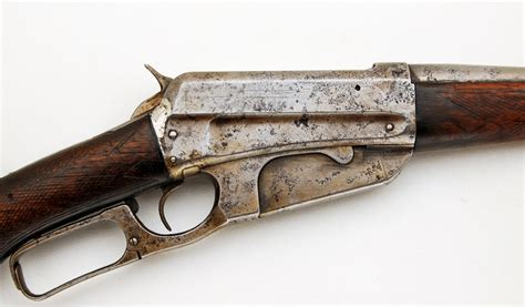 Winchester 1896 Lever Action Shotgun And How To Shoot A Shotgun With A Pistol Grip