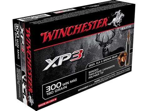 Winchester 300 Win Mag 180 Gr Xp3 And Winchester Model 70 300 Win Mag For Sale Gunbroker