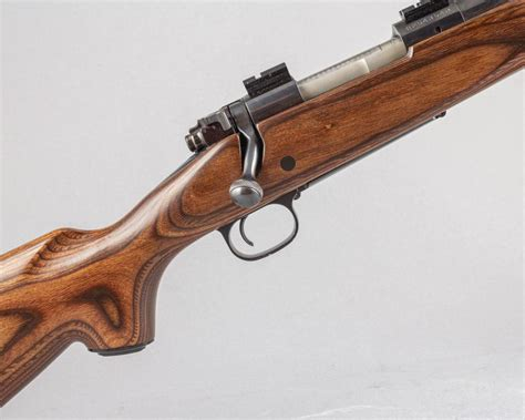 Winchester Bolt Action Rifle Model 6708 And Winchester Model 75 Target Rifle Value