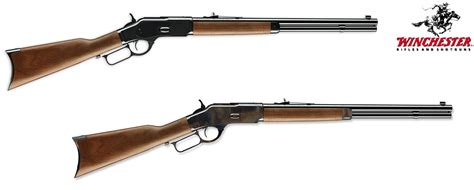 Winchester Model 1873 Repeating Rifle And 22 Bolt Action Rifle Remington
