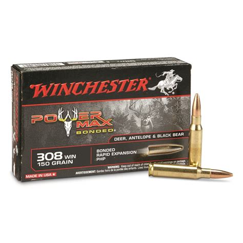 Winchester Power Max 308 Ammo And Buying A Handgun From A Private Seller In Florida