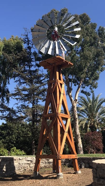 Windmill Wood Tower Plans