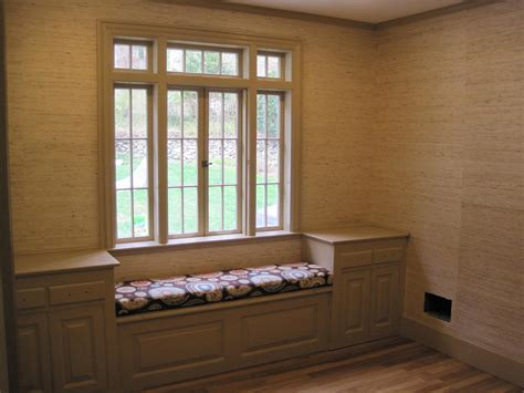Window Bench Seat Plans