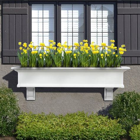 Window Planter Plastic