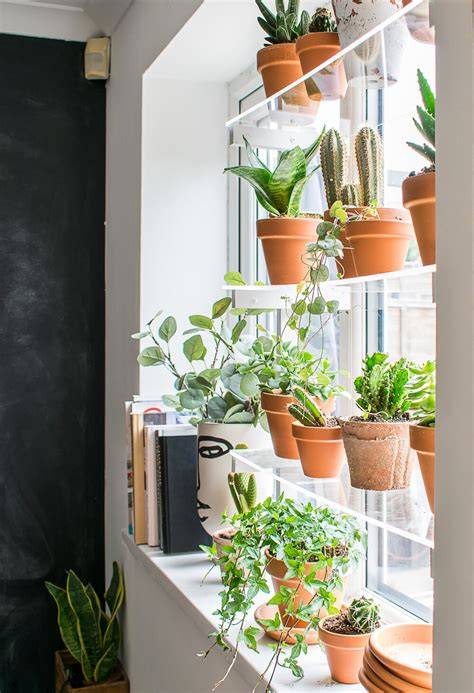 Window-Shelves-For-Plants-Diy