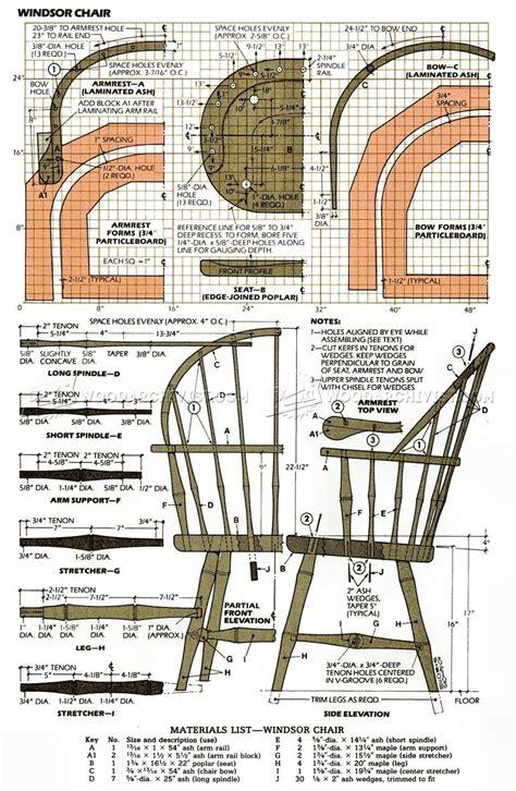 Windsor-Chair-Plans-Pdf-Free