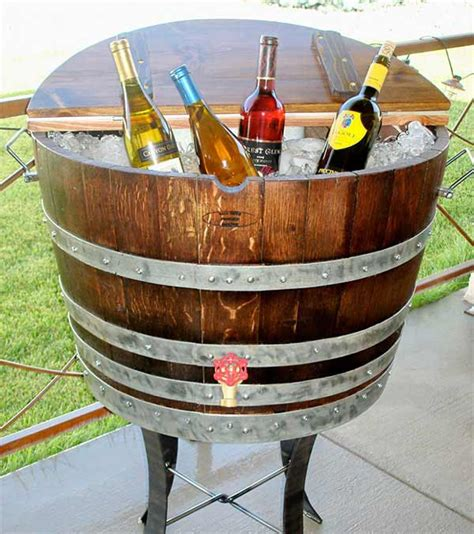 Wine Barrel Diy Projects