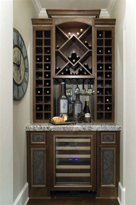 Wine Cabinet Ideas To Extend Privacy