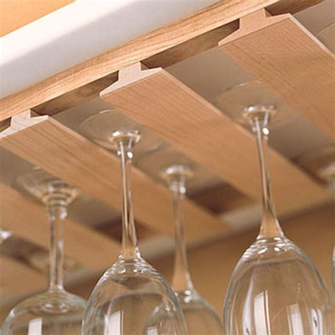 Wine Glass Storage Diy Ideas