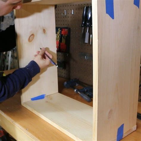 Wine Rack Cube Diy Aquarium