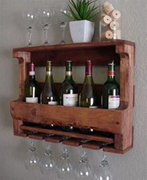 Wine Rack From Pallet Plans