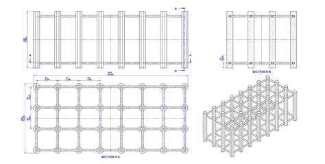 Wine Rack Plans Dimensions