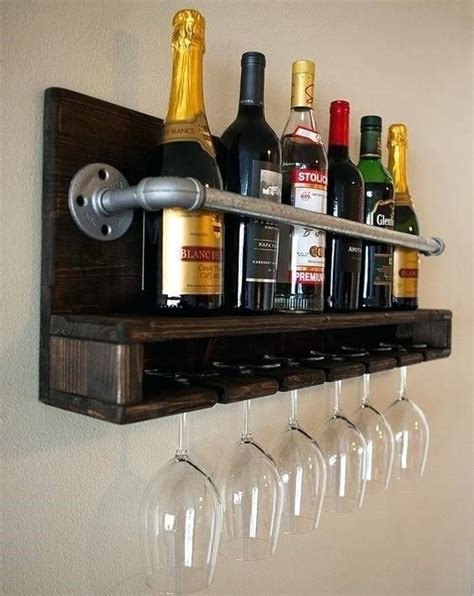 Wine Rack Plans Using A Pallet