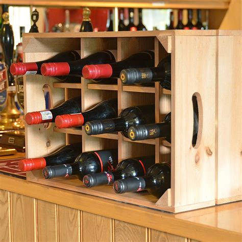 Wine Storage Rack Insert