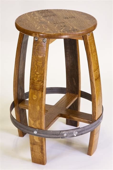 Wine-Barrel-Bar-Stool-Plans