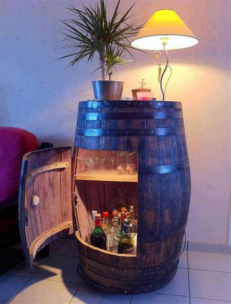 Wine-Barrel-Cabinet-Diy