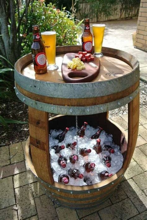 Wine-Barrel-Wood-Projects