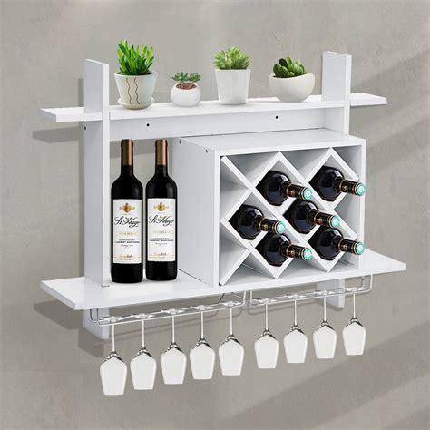 Wine-Bottle-Shelf-Plans