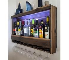 Best Wine cabinet wood