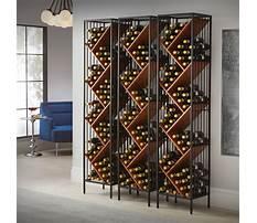 Best Wine rack wall plans