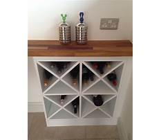 Best Wine racks for cabinets diy
