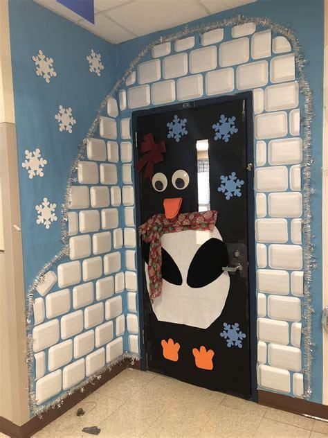 Winter-Door-Decorations-Diy