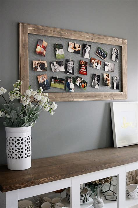 Wire Picture Frame Diy Projects
