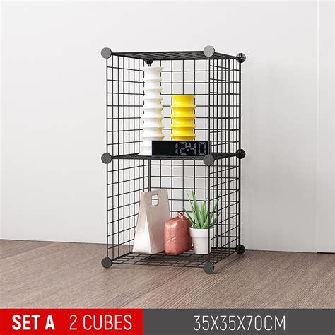 Wire-Cube-Storage-Ideas-Diy