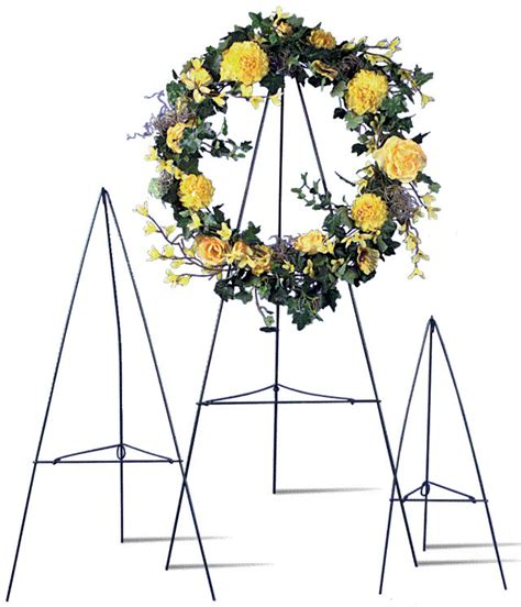 Wire-Wreath-Easel-Stand