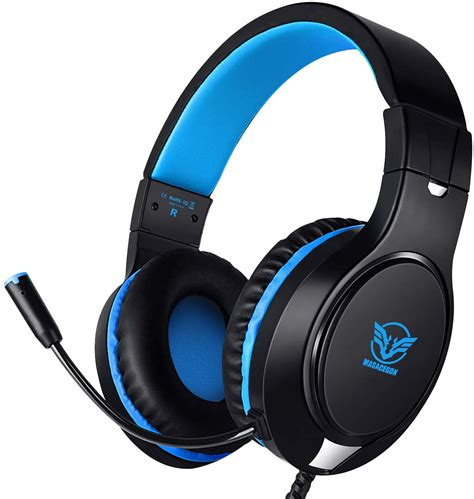 Wired Stereo Gaming Headset Mic Chat & Game Sound for Xbox 360 PS3 PC