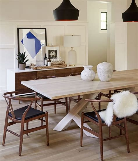 Wishbone Dining Room Chairs