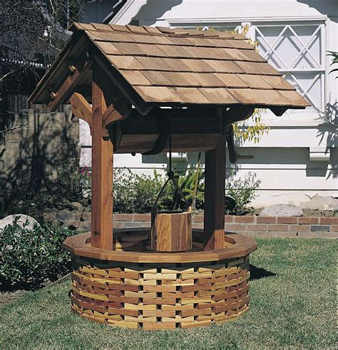 Wishing-Well-Design-Plans