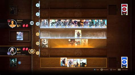 Witcher 3 Gwent Monster Deck Build