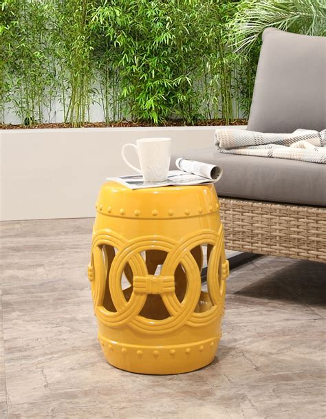 Woking Ceramic Garden Stool