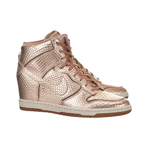 Women Nike Cutout Sneakers