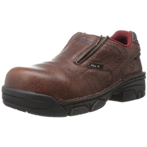 Women's Ayah Comp Safety Toe Slip-On