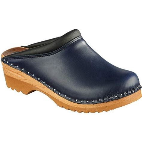 Women's Båstad Rembrandt Leather Clog