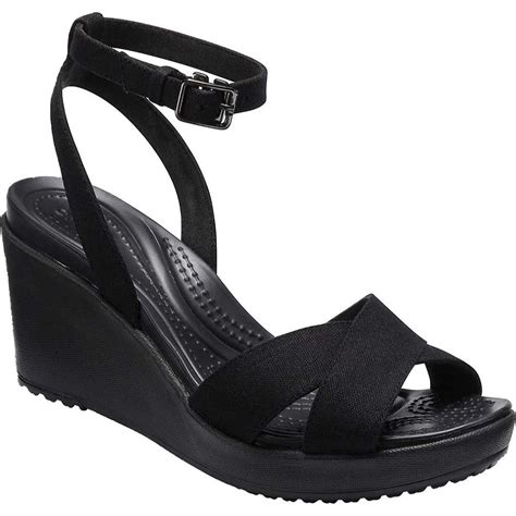 Women's Camden Wedge Black 7 M