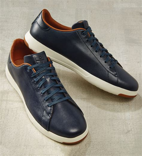 Women's Cole Haan Grand Pro Sneakers Blue